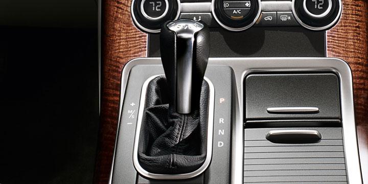 АКП Range Rover Sport