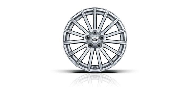 Литой диск Range Rover Sport