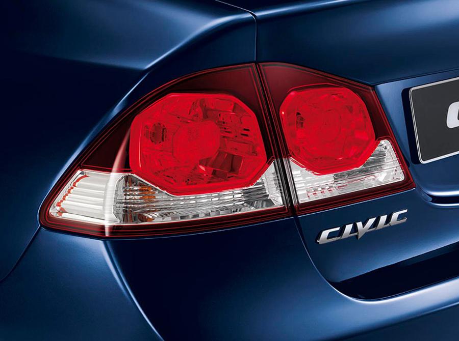 Civic 2011 задние фары