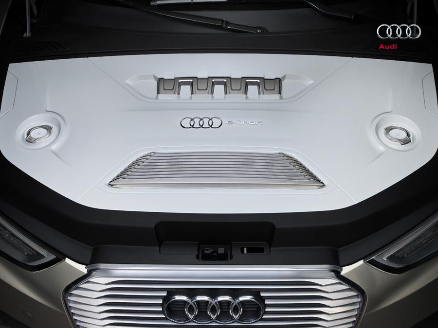 Audi A3 e-tron система питания