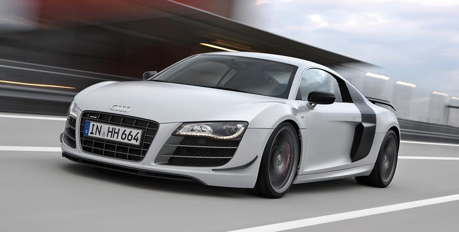 Аэродинамический обвес Audi-R8-GT