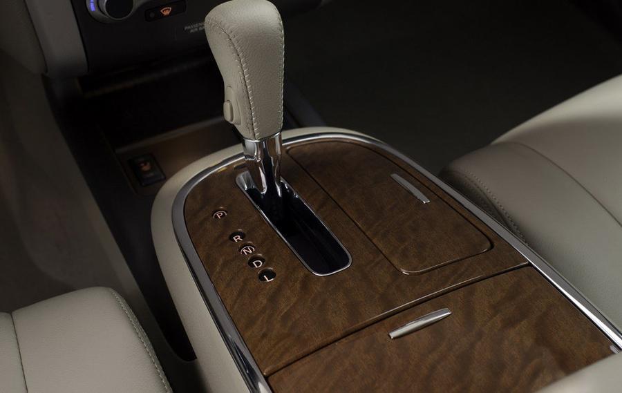 Nissan Murano 2011 коробка передач