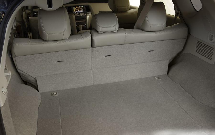 багажник Nissan Murano SL