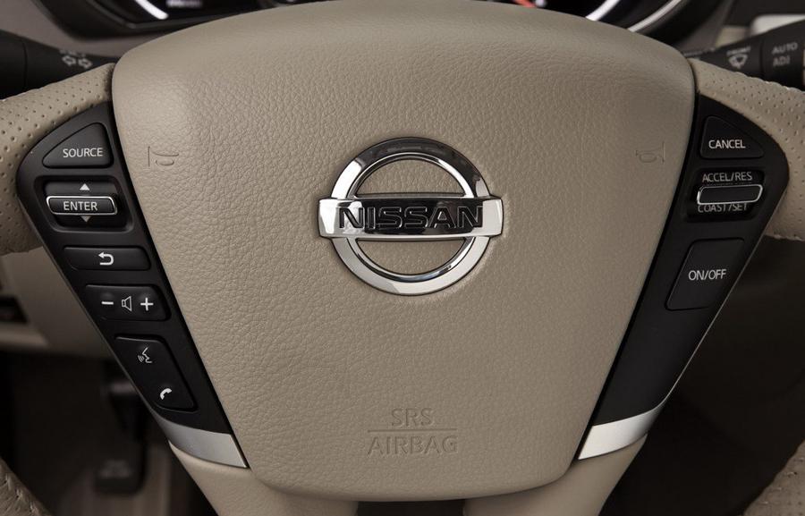 Руль Nissan Murano 2011