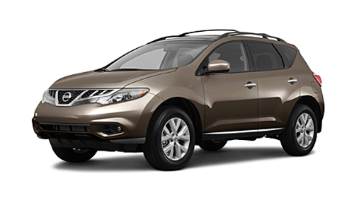 Nissan Murano 2011 бронзовый