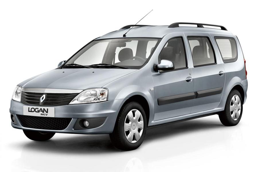 Renault Logan 2011 минивэн