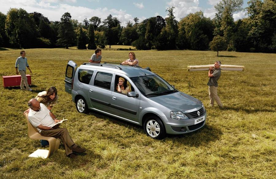 Renault Logan универсал