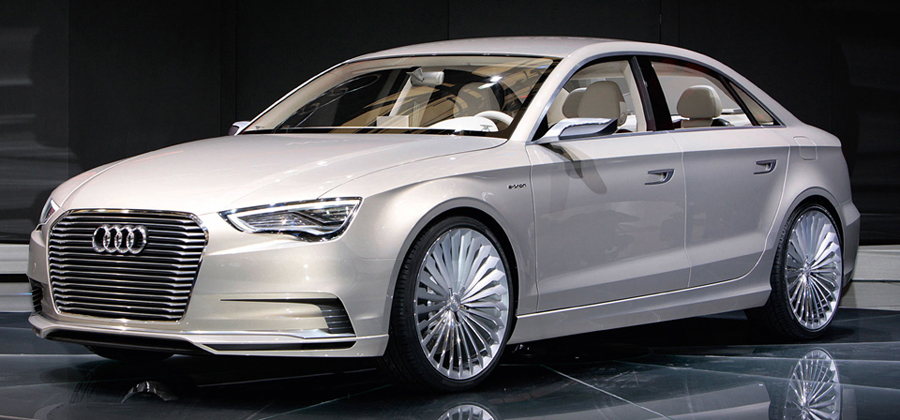 Audi A3 e-tron — будущее электрической мобильности