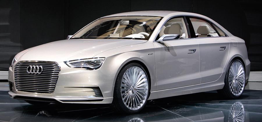 Audi A3 e-tron седан