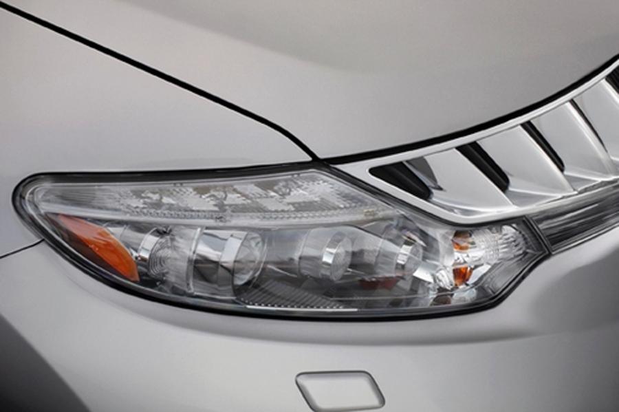 Nissan Murano 2011 фары
