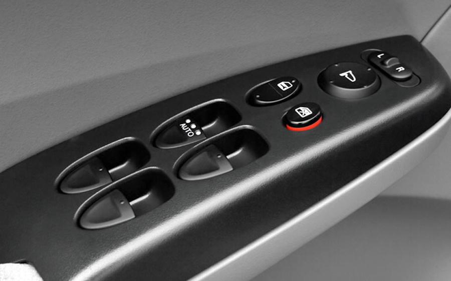 Honda Civic 2011 кнопки на двери