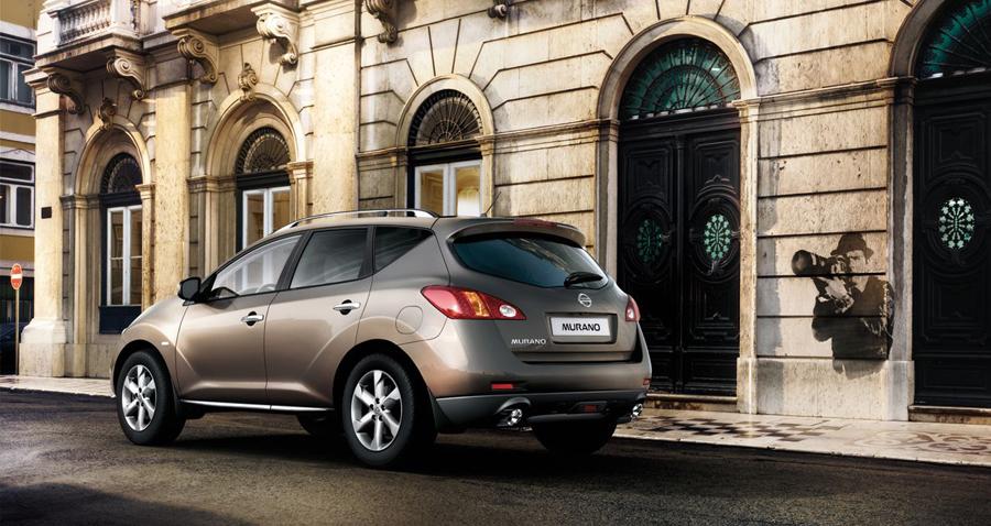 Nissan Murano внешний вид