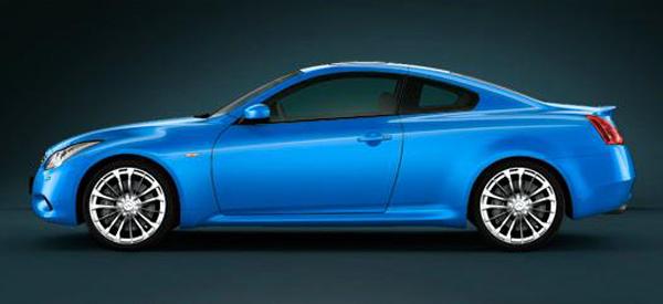 синий кузов