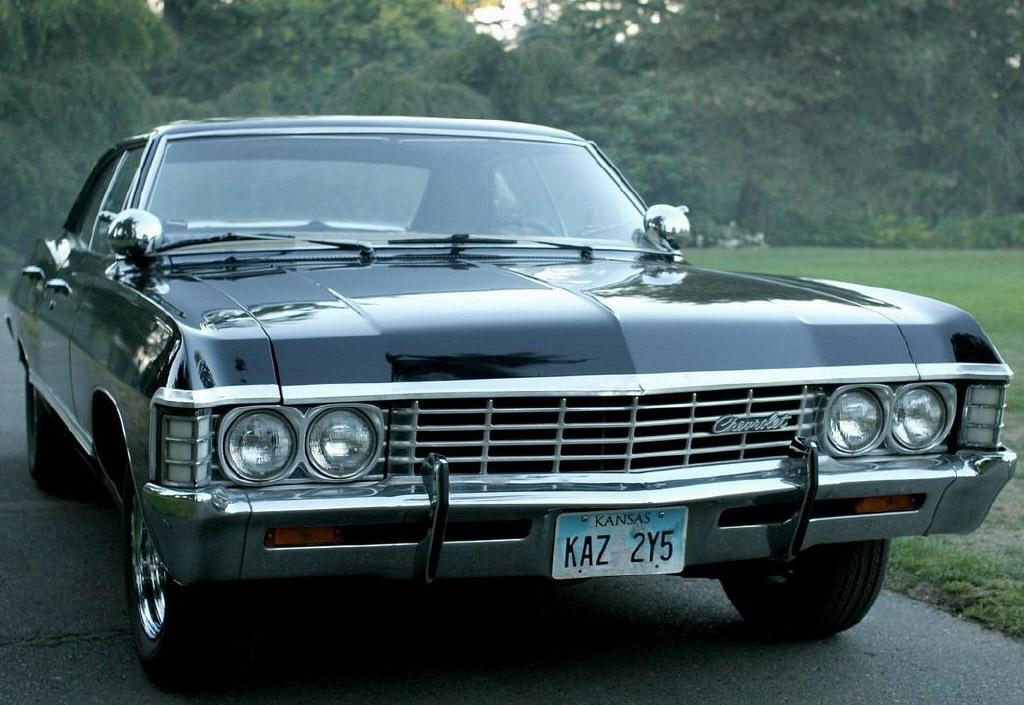Chevrolet Impala 1967 — мощь и роскошь 60-х