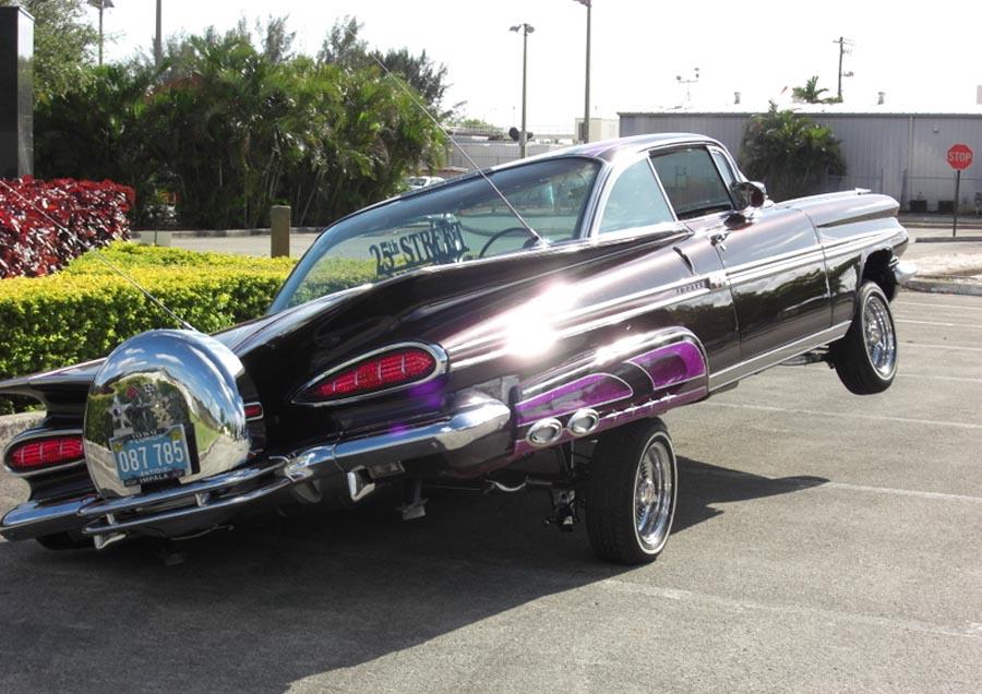 Сhevrolet impala 1959 тюнинг