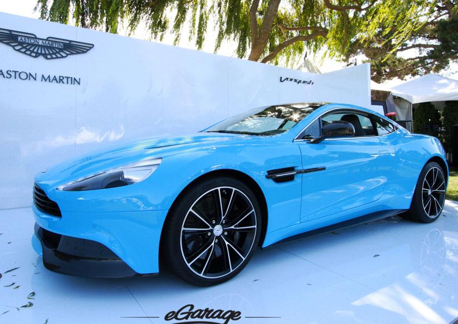Спортивный автомобиль, выставка 2012, Калифорния