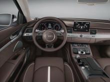 Audi A8 2014 — новая генерация седана