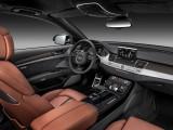 Интерьер нового Audi S8
