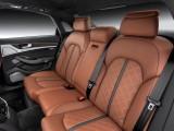 Задние сиденья Audi S8