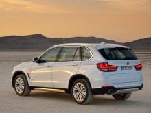 Фото BMW X5 2014