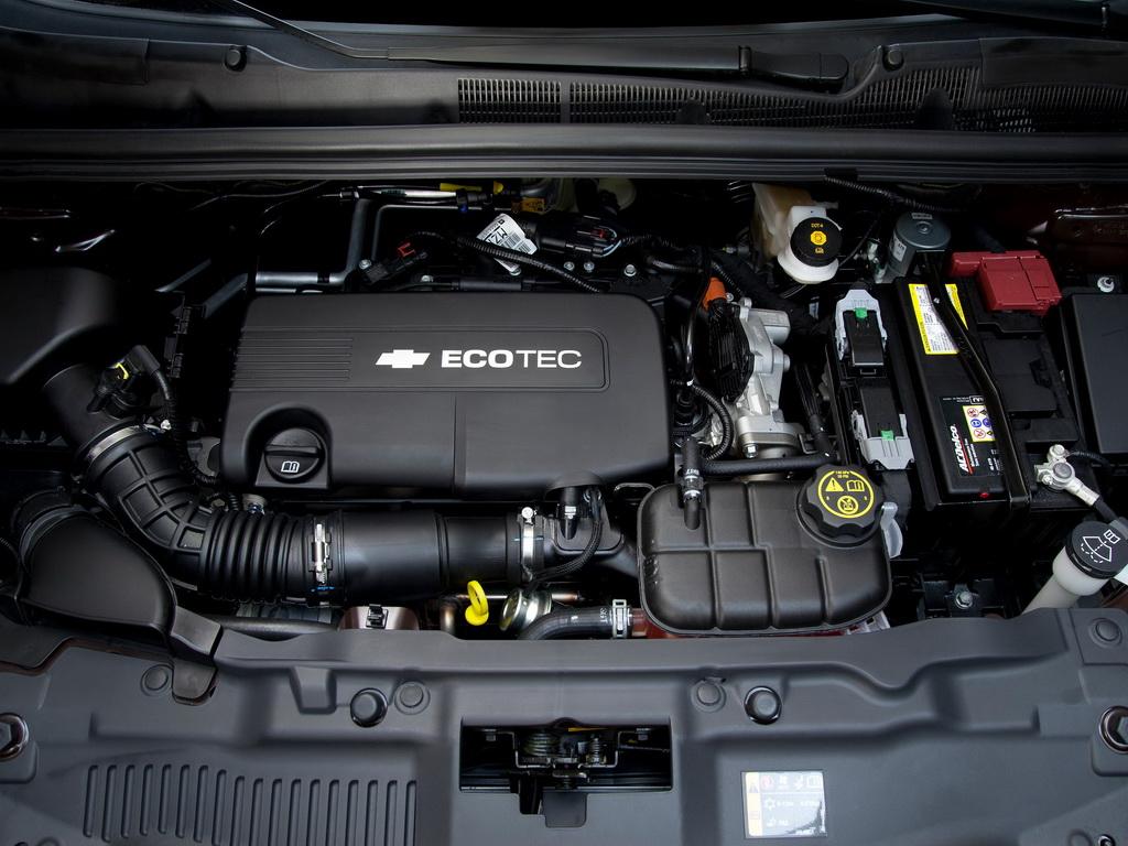 Штатный двигатель