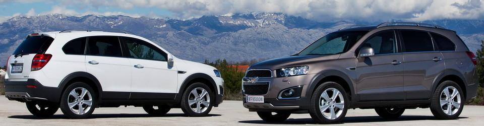Chevrolet Tahoe внедорожник | купить новый или б/у