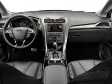 Интерьер нового Форд Мондео 2014-2015 модельного года