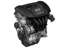 Двигатель новой Мазды 3 2014