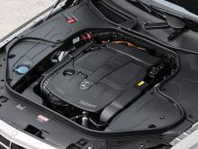 Двигатель Мерседес S-класса 2014 фото