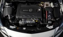 Фото двигателя нового Опель Инсигния 2014 модельного года
