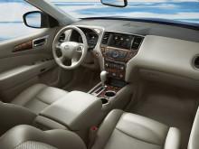 Салон Nissan Pathfinder 2014