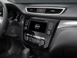 Экран мультимедийной системы Nissan X-Trail 2014
