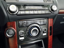 Блок управления настройками привода и подвески