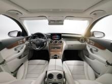 Салон Mercedes C-Class 2014-2015