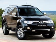Новый Mitsubishi Pajero Sport 2014