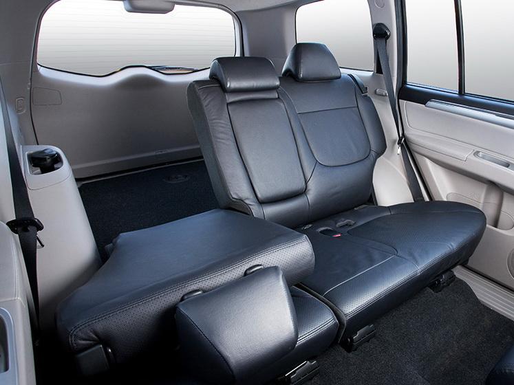 Mitsubishi pajero sport 2014 обновленная версия