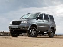 Новый УАЗ Патриот 2014 модельного года