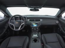 Салон Chevrolet Camaro 2014
