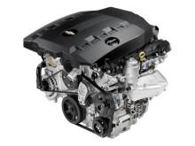 Двигатель V6 объемом 3.6 литра
