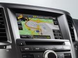 Дисплей мультимедийной системы с функцией навигации