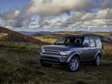 Фото нового Land Rover Discovery 2014-2015
