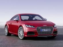 Audi TT 2015 — воплощение новой дизайнерской концепции