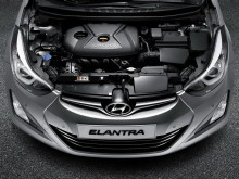 Двигатель Хендай Элантра 2014