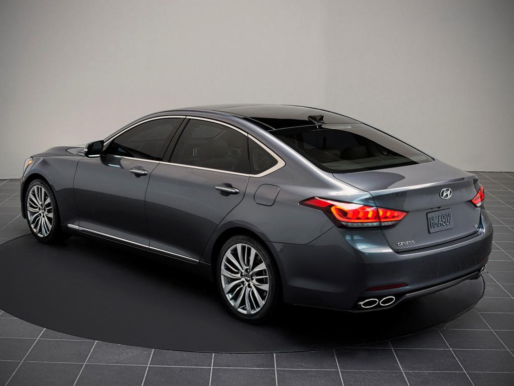 Hyundai, genesis : цена
