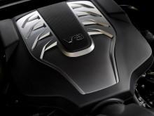 Фото двигателя V8