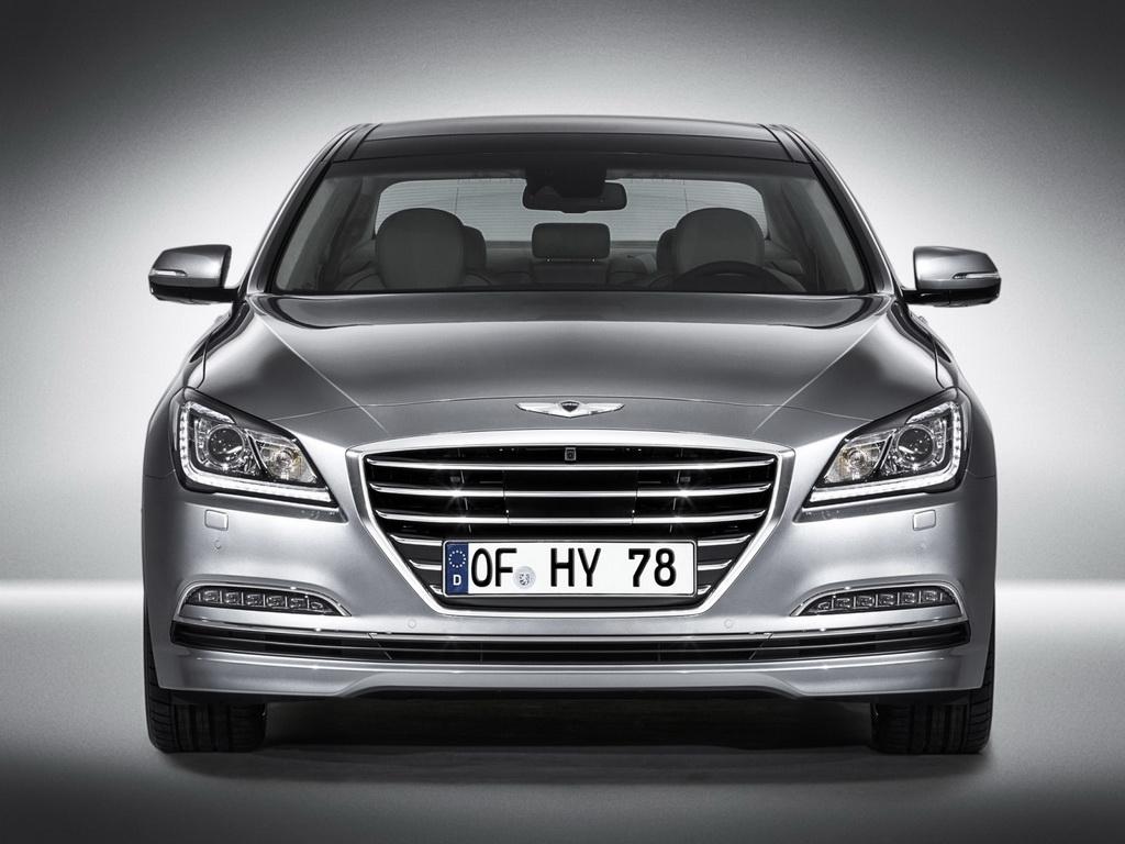 Hyundai, genesis генезис ) 2015