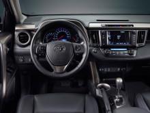 Фото салона Toyota RAV4 2014-2015