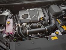 Силовая установка Lexus NX 200t