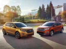 Новый Форд Эдже 2015 модельного года