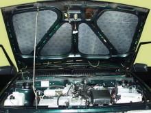 Шумоизоляция капота автомобиля
